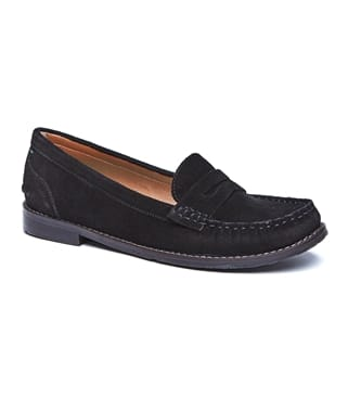 Petrel Suede UK 5 Black