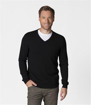 Мужской пуловер из натурального кашемира