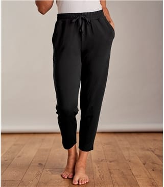 Womens Jersey Joggers