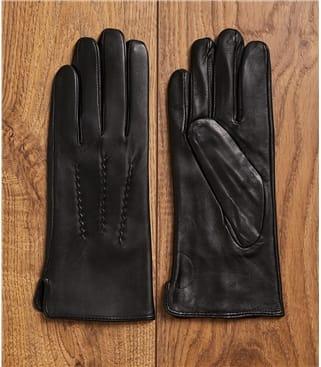 Weicher Handschuhe aus Leder für Damen