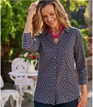 Womens Equator Spot Shirt