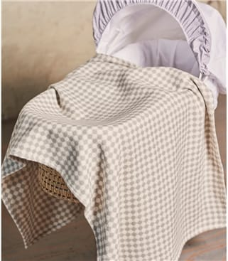 Cotton Nursery Blanket