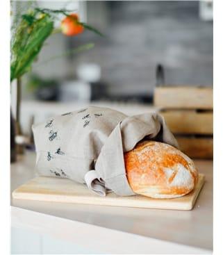 Bread Bag Pure Linen
