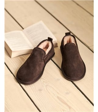 Sheepskin Full Slipper