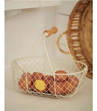 Burgon & Ball Sophie Conran Metal Harvesting Basket