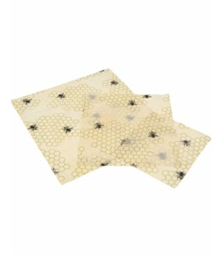 Set of 3 Beeswax Wraps