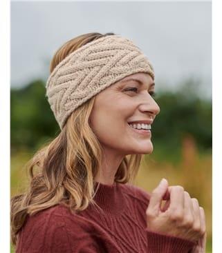 Cosy Cable Headband