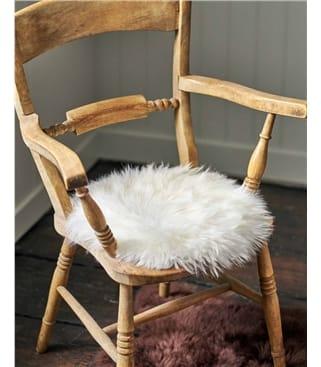 Sheepskin Seat Pad
