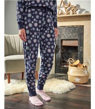 Bas de pyjama - Femme - Jersey