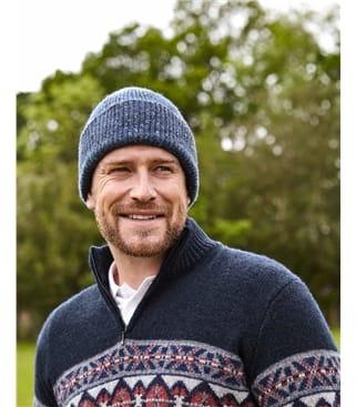 Mens Donegal Tweed Hat
