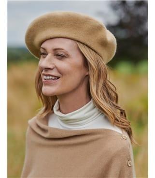 Classic Wool Beret