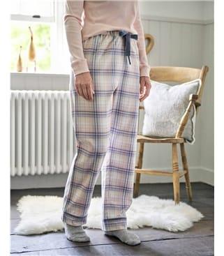 Женский пижамные брюки