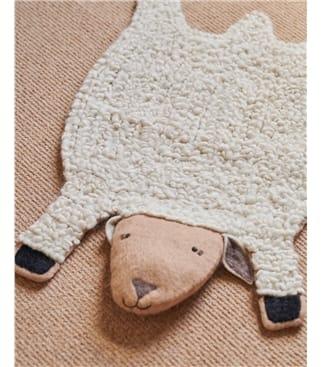 Tapis feutré motif mouton - Maison - Pure Laine