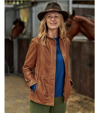 Mardale Leather Jacket