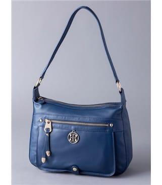 Cartmel II Leather Shoulder Bag