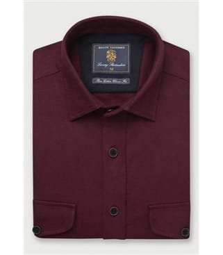 Cotton Moleskin Shirt