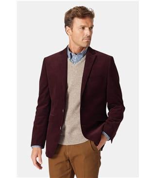 Faldo Casual Cord Jacket
