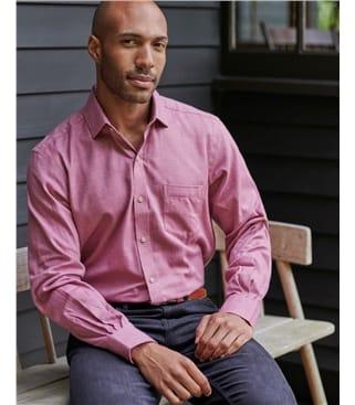 Super Soft Melange Shirt