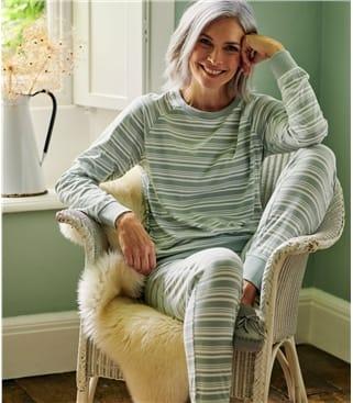 Женский пижамный топ