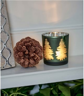 Tea Light Holder Christmas Tree
