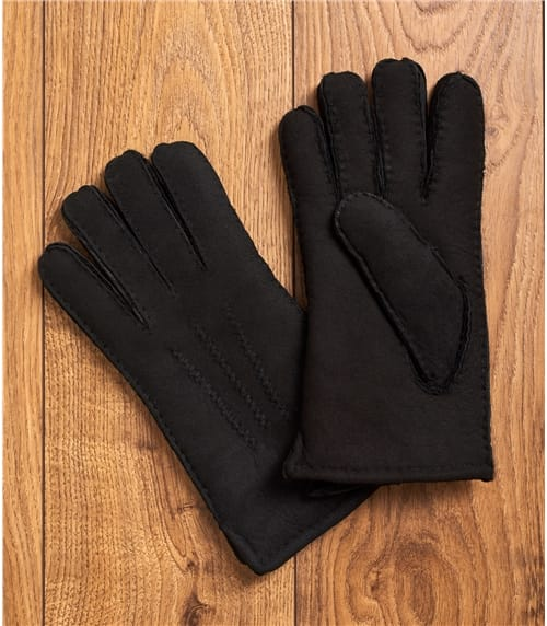 Mens Sheepskin Gloves