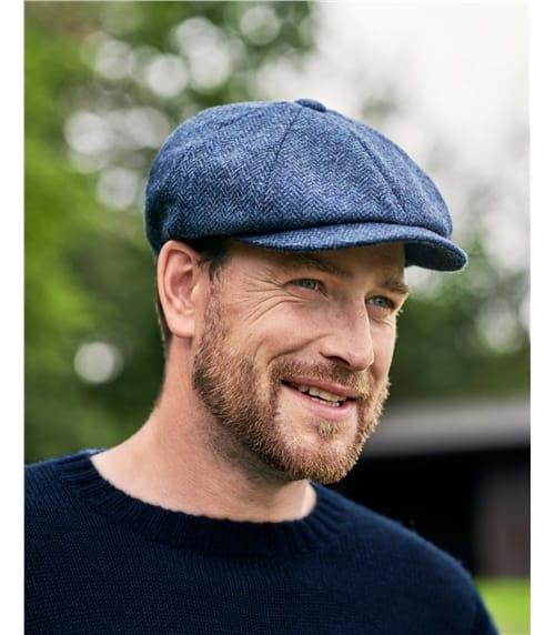 Mens Baker Boy Hat