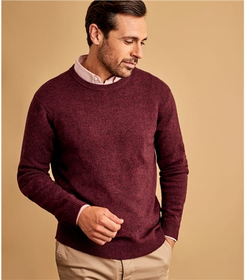 5860a6fec52 Mens Jumpers & Sweaters | Jumpers for Men | WoolOvers UK