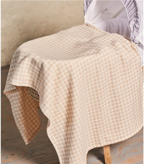 Couverture bébé - Pur Coton