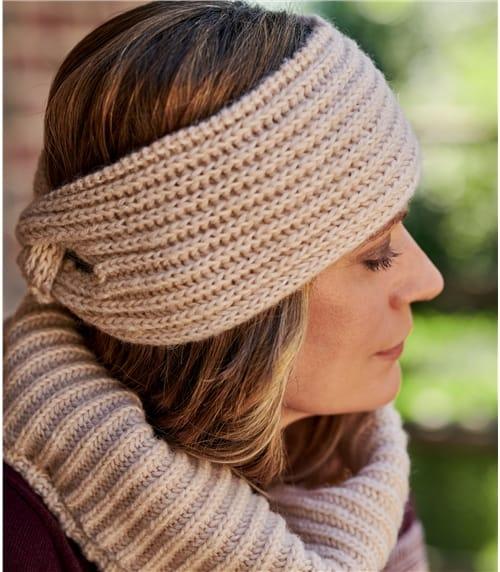 Женская повязка на голову