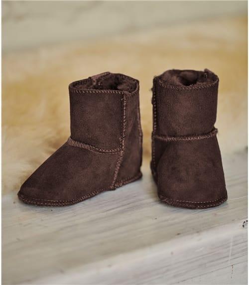 Soft Sole Pram Boot