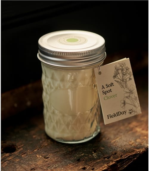 Scented Jam Jar Candle