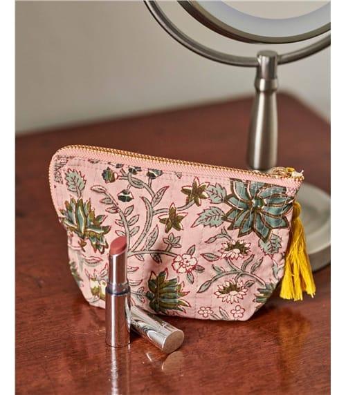 Petite trousse de maquillage - Maison - Pur Coton