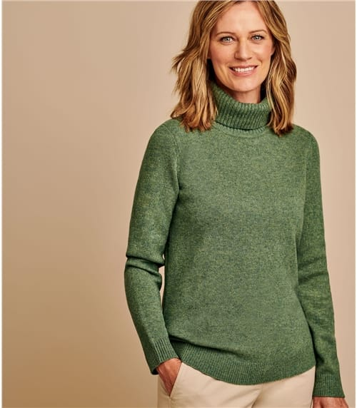Lambswool Polo Jumper