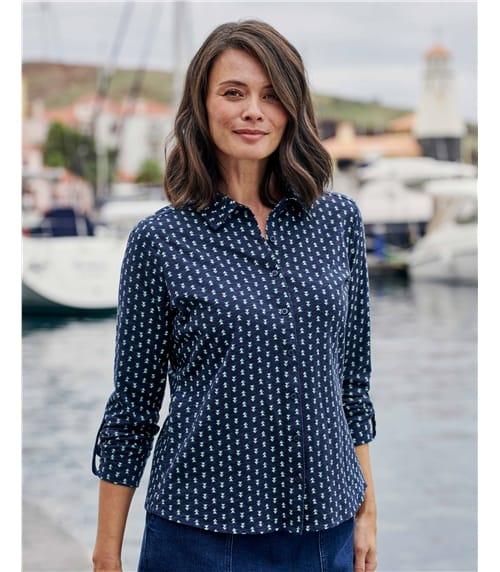 Chemise - Femme - Jersey