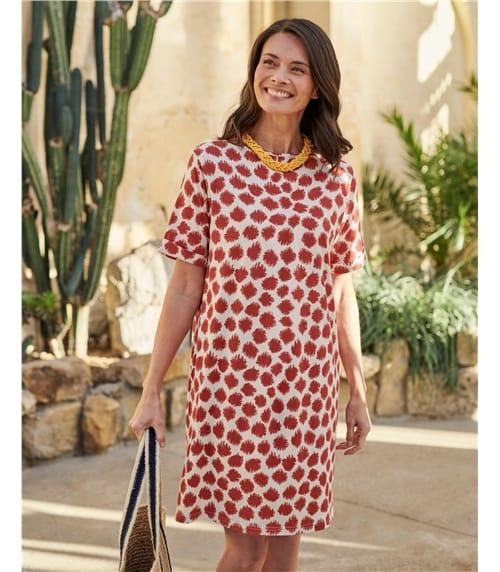 T-Shirt-Kleid für Damen