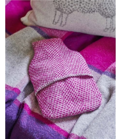 Hot Water Bottle and Cover