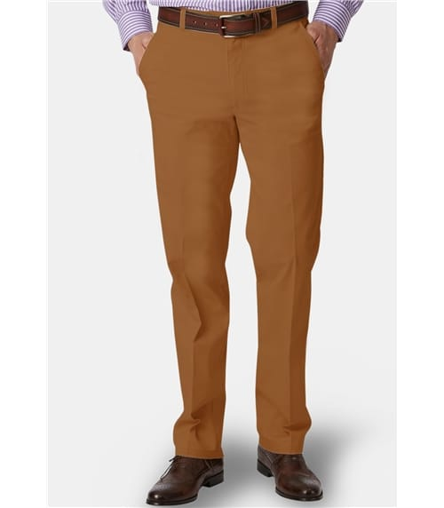 Classic Fit Stretch Chinos
