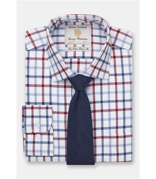 Classic Tattersall Check Shirt