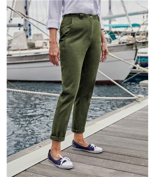 Cotton Casual Trouser