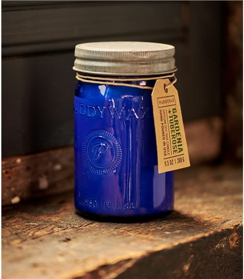 Paddy Wax Scented Coloured Jar Candle