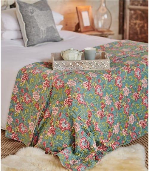 Printed Cotton Quilt
