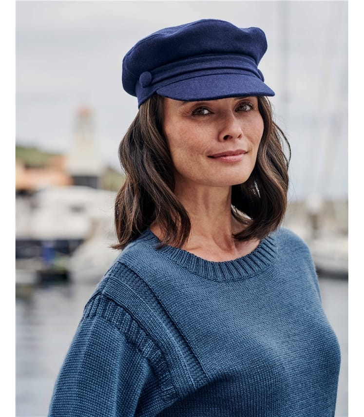 100% Pure Wool Guernsey Sweater