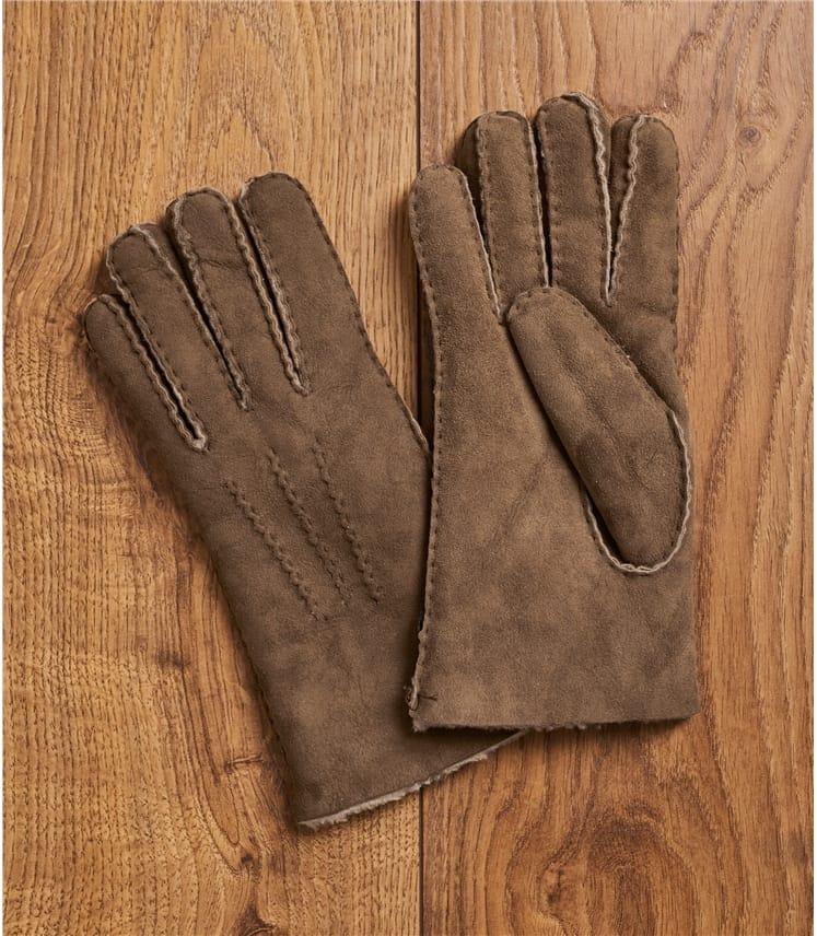 Handschuhe aus Schafleder für Damen