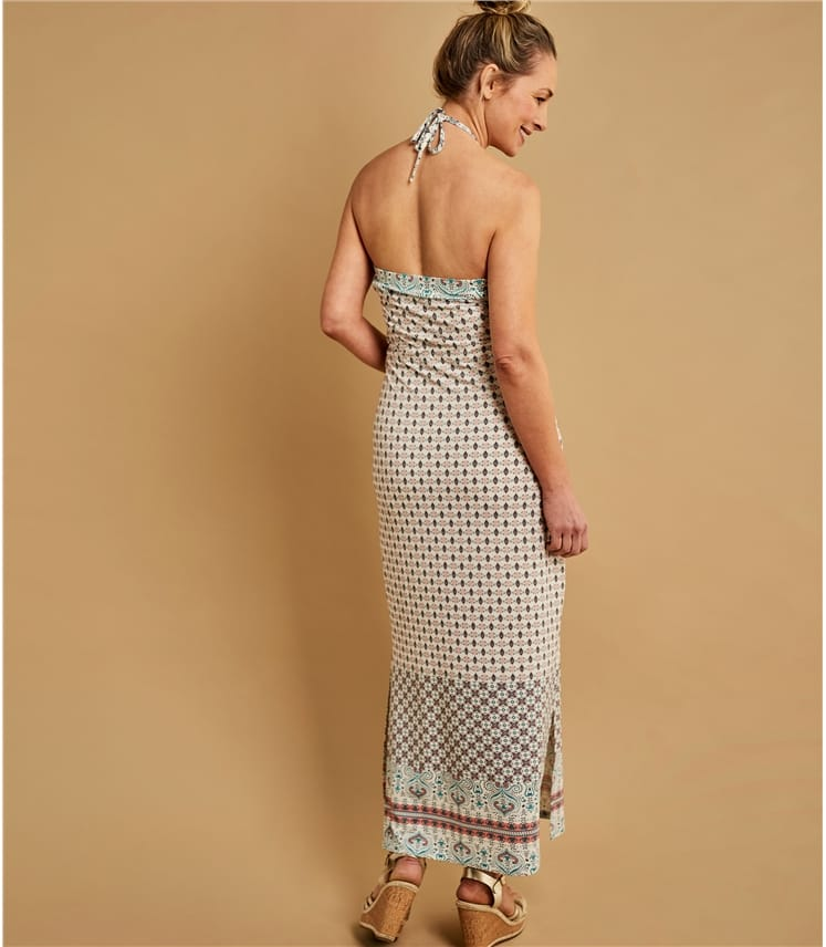 Robe bandeau maxi - Femme - Jersey