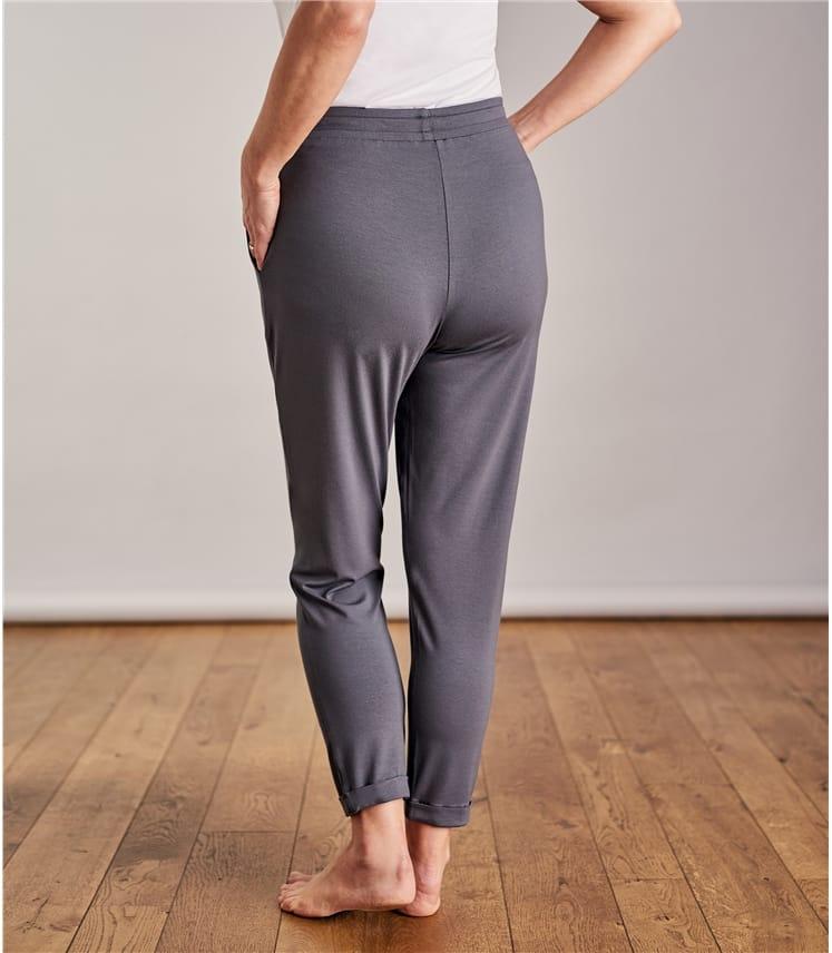 Pantalon détente - Femme - Jersey