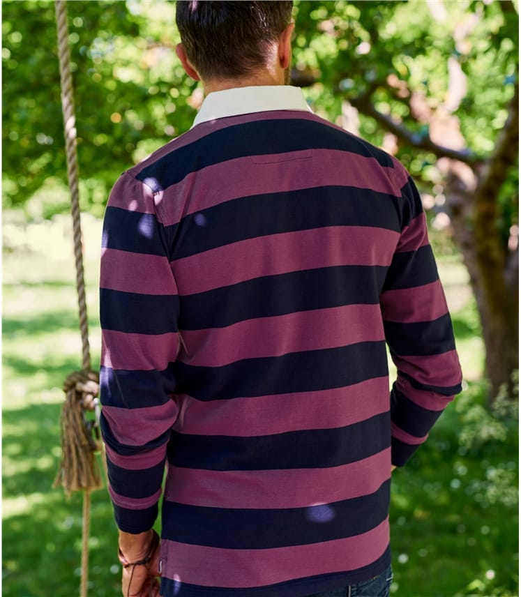 Haut rugby - Homme - Jersey