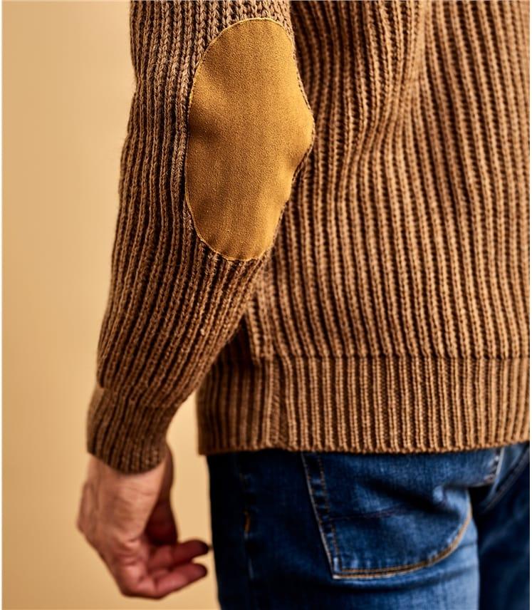 """Pullover """"Countryman"""" aus reiner Wolle für Herren"""