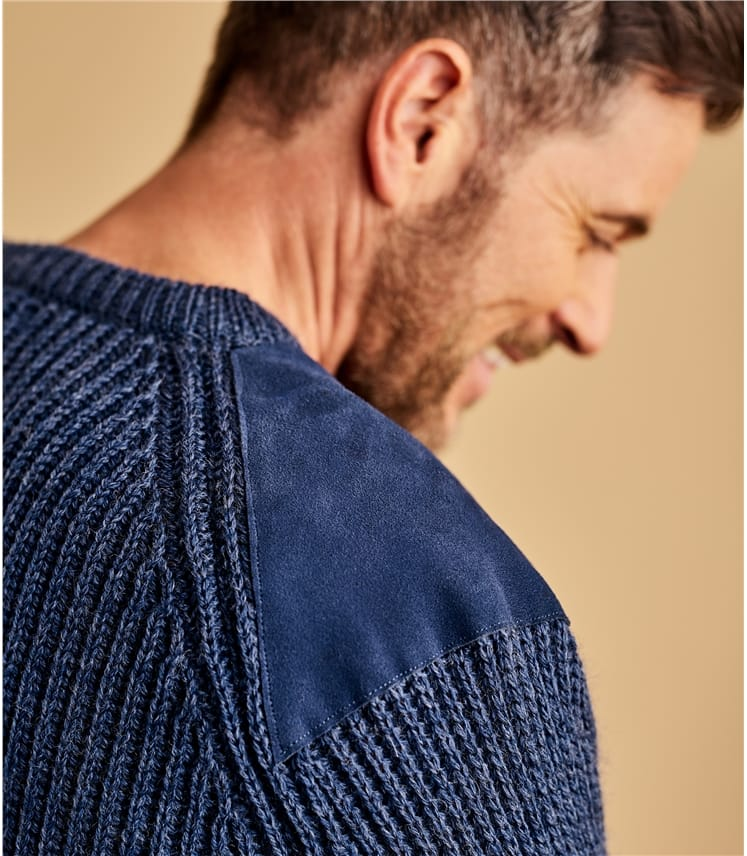 Pull Countryman - Homme - Pure Laine