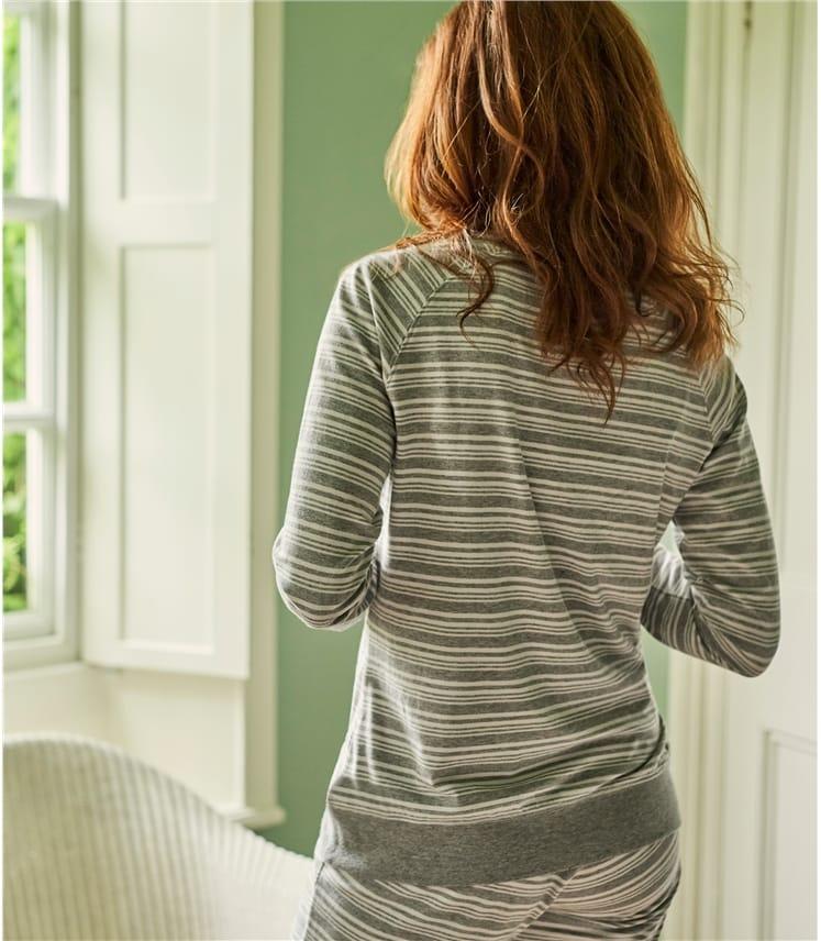 Haut de pyjama - Femme - Jersey