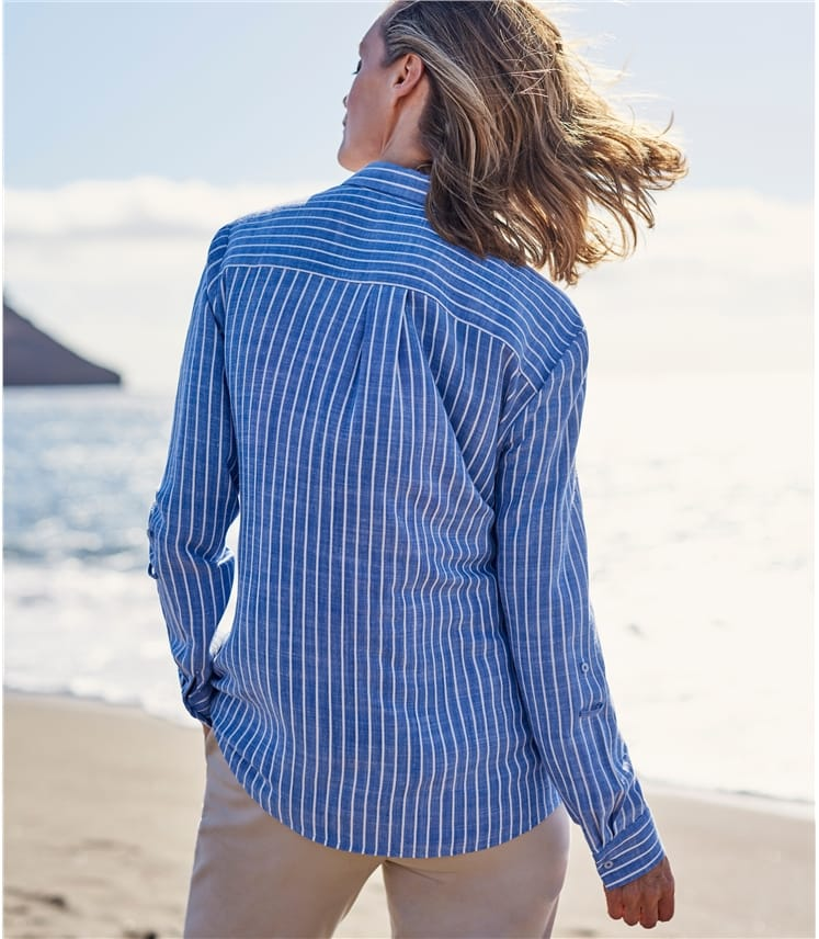Womens Oversize Shirt